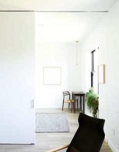 DOMINO:before & after: smart, space-conscious style in brooklyn