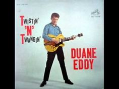 Without a doubt by far the best version of this song. The great DUANE EDDY did it again in the Twangy Guitar and silky strings album. Santo & Johnny, Duane Eddy, 50s Music, The Ventures, Rebel, Country Videos, Unchained Melody, Beach Music, Pop Hits