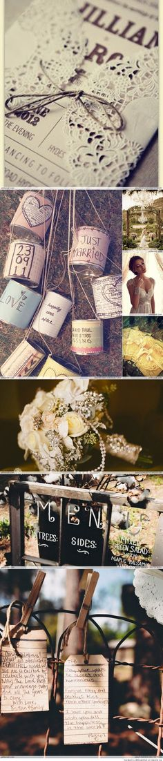 Vintage wedding Ideas #Vintage #Wedding #Ideas