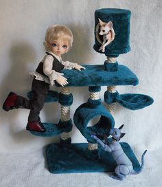 Cat Trees by Stephanie Meier Cat Trees, Bjd, Profile, Kids Rugs, Dolls, Facebook, Pets, Home Decor, User Profile