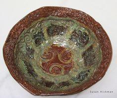 hand built bowl
