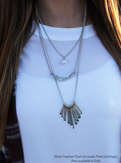 Women's Fashionable Layers Pendant Necklaces | New Styles | Jane