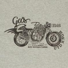 pinterest.com/fra411 #bike #art - Cafe racer