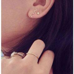 8dd08d283ef25b 10 beautiful constellation and astronomy ear piercings
