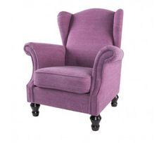 Fotel LISA z kolekcji LUKSUS - KLAWEMEBLE - 1509 PLN