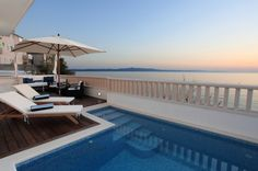 Private Villas, Apartments, and Luxury estate Rentals in Podgora. Browse our villa selection and Call to book a luxury vacation Holiday Apartments, Rental Apartments, Luxury Estate, Luxury Homes, Hotels, Luxury Villa Rentals, Am Meer, Vacation Villas, Ideal Home