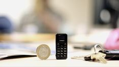 Clubit New Media Limited is raising funds for The World's Smallest Phone - Introducing The Zanco tiny on Kickstarter! The Zanco tiny is the smallest fully functional mobile phone in the world. Smartphone, Tech Updates, Latest Technology News, Tablets, Small World, Usb Flash Drive, Coins, Geek Stuff, World's Smallest