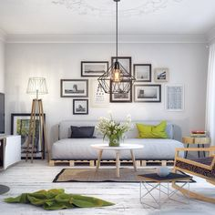 If you want a Scandinavian living room design, there are some things that you should consider and implement for this interior style. Wood as a material has an important role as well as light colors, because they give the living… Continue Reading → Home Living Room, Living Room Designs, Living Room Decor, Living Spaces, Decor Room, Gallery Wall Living Room Couch, Room Art, Living Area, Wall Decor