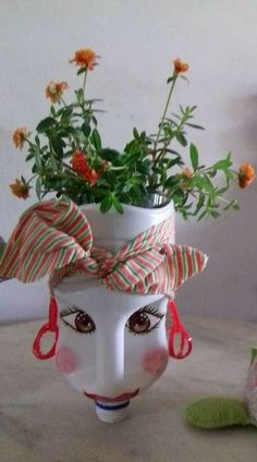 50 creative container gardening flowers ideas decorations (18)