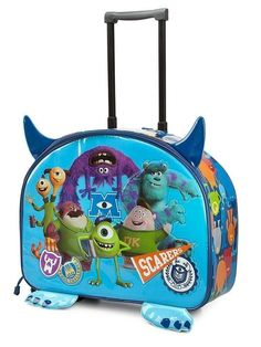 Disney Monsters University Rolling Luggage * Details can be found by clicking on the image.