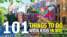 See our list of the best 101 things to do with kids in NYC! We've rounded up all the iconic attractions, museum exhibits and more for endless family fun
