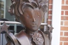 This graceful little figure is a one-of-a-kind version of the cherished character.