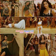 "I'm obsessed with Katrina Kaif's last black outfit in the song ""Mashallah"" from the bollywood movie ""Ek Tha Tiger"""