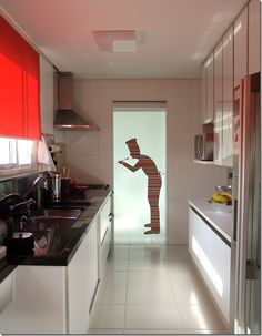 adesivo cozinheiro
