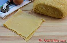 La Pasta Fresca all'Uovo è un grande classico della cucina italiana. Una ricetta tradizionale, sempre presente nei ricettari delle nonne. La ricetta che vi