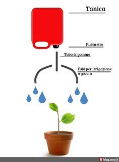 Sistemi di irrigazione fai-da-te