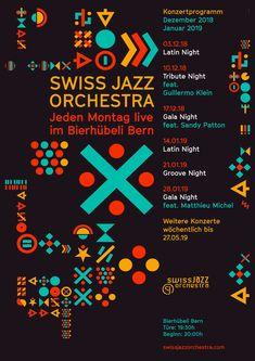 Festival Logo, Festival Posters, Typo Poster, Jazz Poster, Flyer Design, Layout Design, Branding Design, Golden Ratio In Design, Ux Design Portfolio