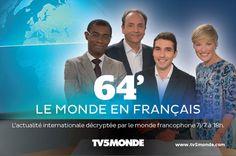 64' LE MONDE EN FRANÇAIS
