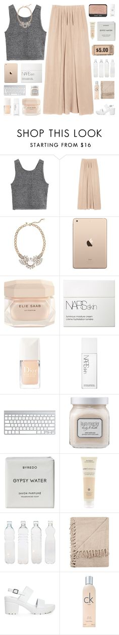"""""""I'M NOT SEARCHING FOR MY OTHER HALF BECAUSE I'M NOT A HALF"""" by my-pink-wings ❤ liked on Polyvore featuring See by Chloé, J.Crew, Elie Saab, NARS Cosmetics, Chanel, Christian Dior, Laura Mercier, Byredo, Aveda and Seletti"""