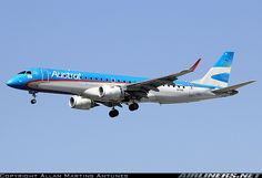 Embraer 190AR (ERJ-190-100IGW) aircraft picture