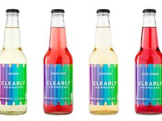 Review on Clearly Sparkling Fermented Kombucha Tea.
