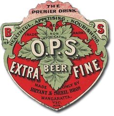 victorian beer label - Google Search