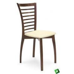 Пан-Фасад, столы и стулья из массива бука, кухонные стулья, стулья в столовую, деревянные стулья, РОКОС - Стулья из массива бука классические и для кухни, с подлокотниками и мягкой спинкой, табуреты и банкетки ТМ Рокос - Пан-Фасад УКР