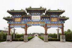 Bigan Tempel Xinxiang #Henan #China