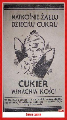 "Communist propaganda- "" Mather !Do not limit your kids intake of sugar. Sugar makes your kids bones strong."""
