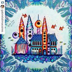 Instagram media desenhoscolorir - Lindíssimo! By @gabrielalimacaires…