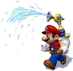 Official Artwork from Super Mario Sunshine for the Gamecube. This gallery includes artwork of Mario, Peach, Toadsworth and Toads as well as the dwellers of Isle Delfino! Mario All Stars, Super Mario Sunshine, Diddy Kong, Star Family, New Video Games, Crash Bandicoot, Mario Kart, Super Mario Bros, Clay Creations