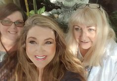 YouTube Creator Day Houston June 15, 2016 Left Angela Anderson,Andrea gustafson, and Ginger Cook on right.