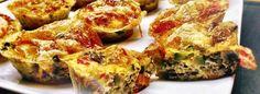 Rezept: Herzhafte Quäse-#Gemüsemuffins