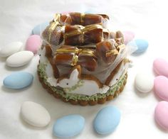 Easter Miniature Cookies and decorative Sugar from Home Sweet Home