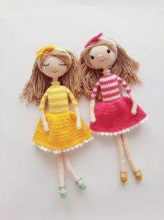 plus Amigurumi Sweet Baby Doll Gratis Häkelanleitung – Crochet.plus Amigurumi Sweet Baby Doll Free Crochet Pattern – Crochet.plus Source by lkeehn Doll Amigurumi Free Pattern, Crochet Patterns Amigurumi, Amigurumi Doll, Crochet Dolls, Amigurumi Tutorial, Tutorial Crochet, Knitted Dolls, Crochet Motifs, Free Crochet