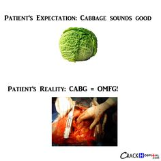 cabg haha love this. So true