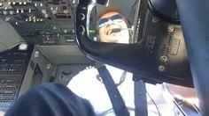 ❝ Así es un aterrizaje con viento cruzado mirando hacia el piloto que lo hace ❞ ↪ Vía: Entretenimiento y Noticias de Tecnología en proZesa
