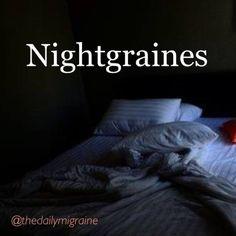 Dont let a migraine