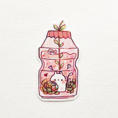 Stickers Kawaii, Laptop Stickers, Cute Stickers, Cute Food Drawings, Cute Animal Drawings Kawaii, Arte Do Kawaii, Kawaii Art, Cute Food Art, Cute Art