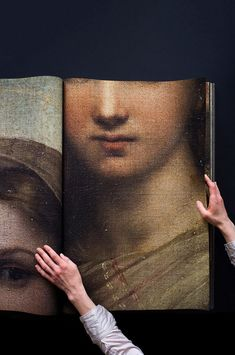 Katharina Gaenssler's book of photographs for the 500th anniversary of Raphael's masterpiece The Sistine Madonna (2012)