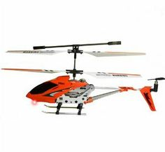 Yiboo 4703 Mini Metal Gyroscope 3.5 Channel Infrared RC Helicopter Red by Alltektoyz. $69.99. Charging time: 30 minutes. Flying time: 15 minutes. Mini indoor co-axial helicopter - High grade metal body frame. Built-in Gyroscope to stabilize heli-copter heading. Automatically stabilizes the rotor blade system for steady lift off. The 4703 Mini Metal Gyroscope Infrared Helicopter is a 3.5 channel mini indoor co-axial helicopter. It comes equipped with a high grade metal bod...