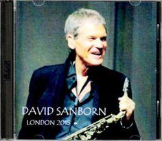 David Sanborn /London,UK 2015 2CD