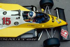Prost - Renault - 1983