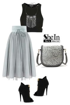 """""""shein contest"""" by aminaa97 ❤ liked on Polyvore featuring Topshop"""
