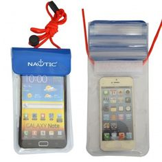 Wanna go to beach with the smart phone?Waterproof bag can help you!! Find it on PlugyPromotion.com