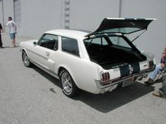 Mustang sedan and station wagon myth: busted or not?   AmcarGuide.com