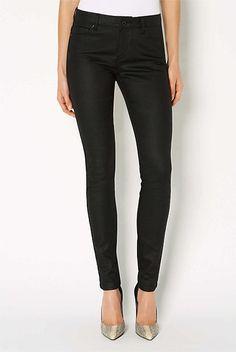 Shop Women's Clothing Australia - Witchery Online - 5 Pocket Coated Skinny Jean