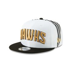 detailed look 01e90 e6101 Atlanta hawks nba authentics city series 9fifty snapback