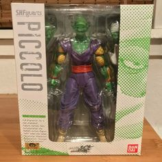 Tamashii Nations S. Figuarts Action Figure Dragon ball Z Dbz Action Figures, Dbz Toys, Power Rangers In Space, Great Saiyaman, Perfect Cell, Kid Goku, Geek Gifts, Digimon, Dragon Ball Z