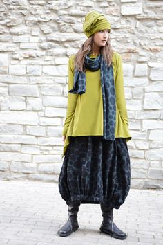 Shown w/ Positano Skirt, Tokyo Hat and Tokyo Scarf